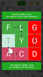 screenshot of Fill-The-Words: Themes version 2.5.2