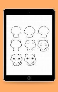 screenshot of Easy Drawing - How to Draw Step by Step version 1.1.1