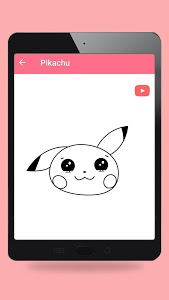 screenshot of Easy Drawing - How to Draw Step by Step version 2.0.1