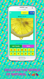 screenshot of ?250+ GUESS FRUITS AND VEGETABLES version 3.12.8z