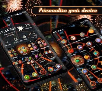 screenshot of 3D 2019 Theme For Android version 1.296.1.64