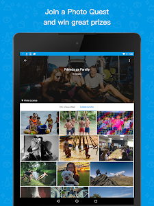 screenshot of 500px – Discover great photos version Varies with device