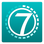 """Cover Image of Download 7 Minute Workout """"Seven"""" 1.2.3 APK"""