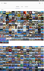 screenshot of A+ Gallery - Photos & Videos version Varies with device