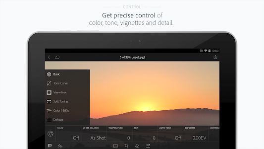 screenshot of Adobe Photoshop Lightroom version 2.0.2