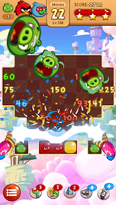 screenshot of Angry Birds Blast version 1.9.6