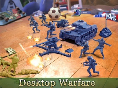 screenshot of Army Men Strike version 2.53.5