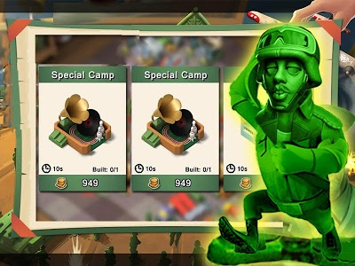 screenshot of Army Men Strike version 1.16.0