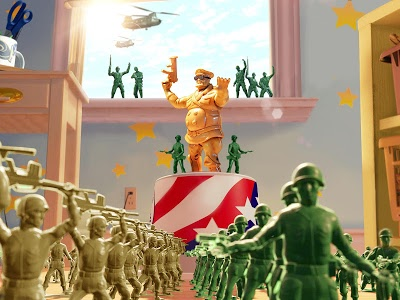 screenshot of Army Men Strike version 2.0.1