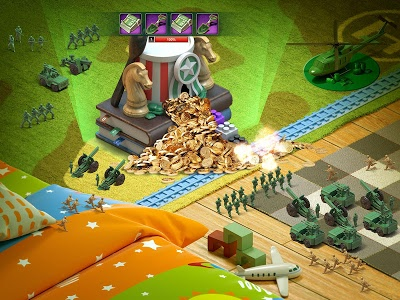 screenshot of Army Men Strike version 1.19.0