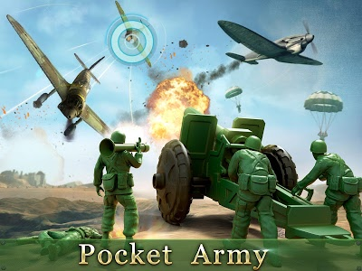 screenshot of Army Men Strike version 2.93.2