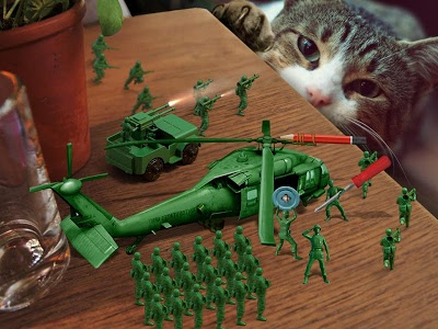 screenshot of Army Men Strike version 1.17.1