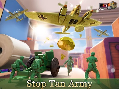 screenshot of Army Men Strike version 2.95.1