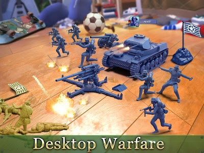 screenshot of Army Men Strike version 2.58.0