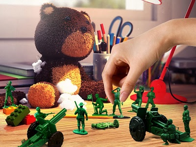 screenshot of Army Men Strike version 1.19.1
