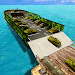 US Army Cruise Ship Tank Transport Helicopter Game