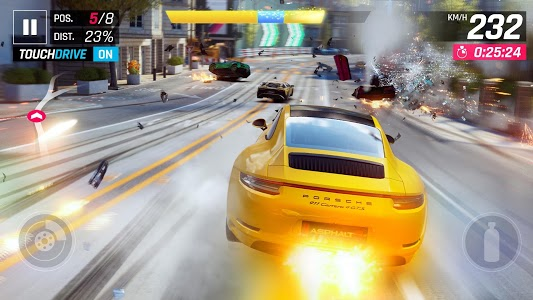 screenshot of Asphalt 9: Legends - 2019's Action Car Racing Game version 1.4.3a