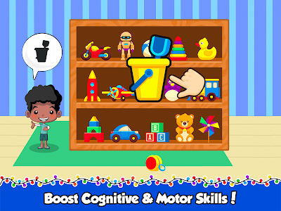 screenshot of Baby Games for 2,3,4 year old toddlers version 6.6