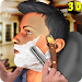 Barber Shop Mustache and Beard Styles Shaving Game