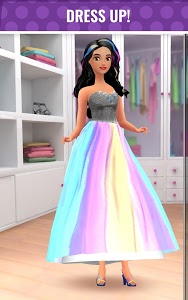 screenshot of Barbie™ Fashion Closet version 1.3.5