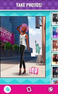 screenshot of Barbie™ Fashion Closet version 1.6.9
