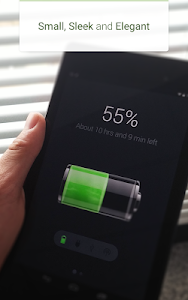 screenshot of Battery version Varies with device