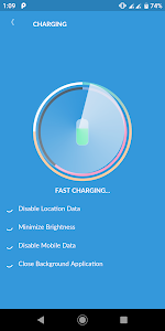 screenshot of Mi Battery Booster - Mi fast charger version 1.25