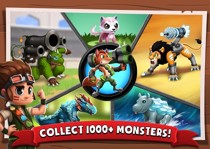 screenshot of Battle Camp - Monster Catching version 4.1.1