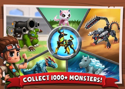 screenshot of Battle Camp - Monster Catching version 4.0.6