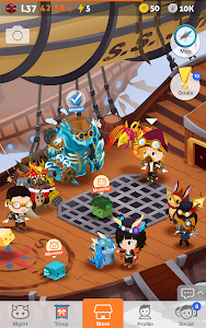 screenshot of Battle Camp version 3.4.0