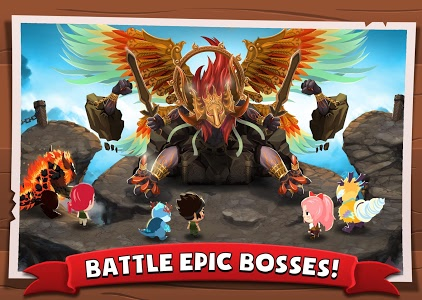 screenshot of Battle Camp - Monster Catching version 4.1.0