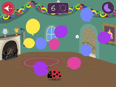 screenshot of Ben & Holly: Elf & Fairy Party version 1.0.6