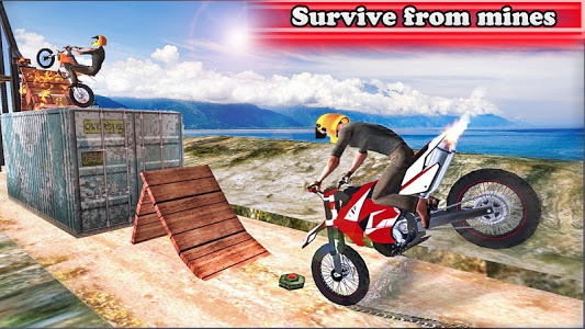 screenshot of Bike Stunt Tricks Master version 1.0