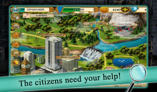 screenshot of Blackstone Mystery: Hidden Object Puzzle Game version 5.56