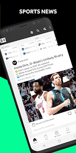 screenshot of Bleacher Report: sports news, scores, & highlights version 7.10.0