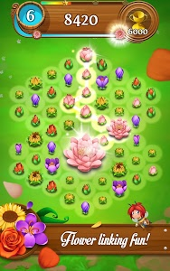 screenshot of Blossom Blast Saga version 75.0.2