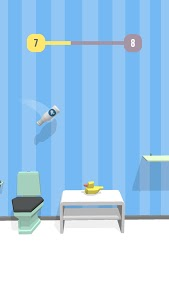screenshot of Bottle Jump 3D version Varies with device