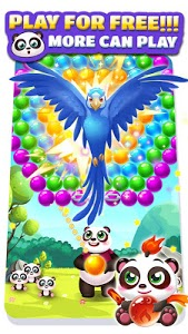 screenshot of Bubble Shooter version 1.3.10