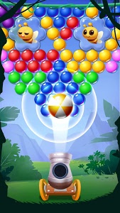 screenshot of Bubble Shooter version 67.0