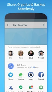 screenshot of Call Recorder - Automatic version 1.1.171