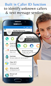 screenshot of Caller Name Announcer : Hands-Free Pro version 5.15