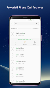 screenshot of Dialer Theme S10 - Call Block & Contact version 6.1.5