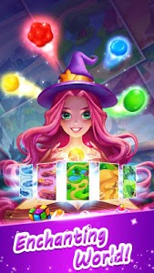 screenshot of Candy Witch - Match 3 Puzzle Free Games version 12.5.3953