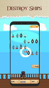 screenshot of Cannon Blast - Crypto Treasures Mini Game version 1.2.6