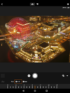screenshot of Canon Camera Connect version Varies with device