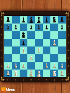 screenshot of Chess 4 Casual - 1 or 2-player version Varies with device