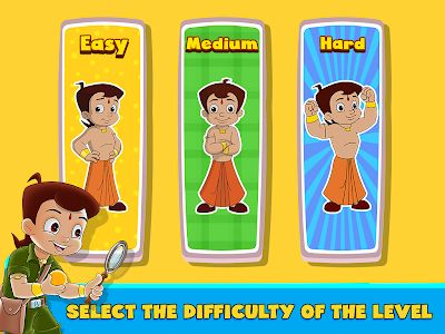 screenshot of Chhota Bheem - Spot the Differences version Varies with device