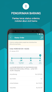 screenshot of Cicil - Cicilan Khusus Mahasiswa version 1.4.3.1 L