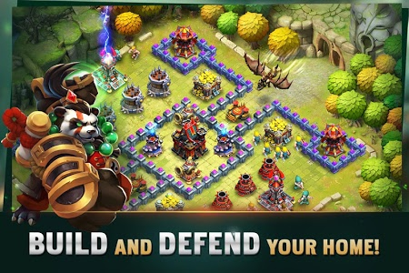 screenshot of Clash of Lords 2: Guild Castle version 1.0.286