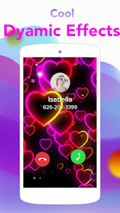 screenshot of Color Call - Caller Screen, LED Flash version 1.2.6